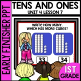Early Finishers Activities | Place Value and Comparing | M