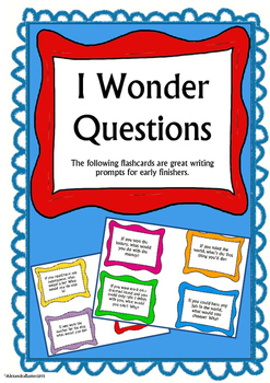 Early Finishers Activities/Printables (50 Task Cards & Worksheets)