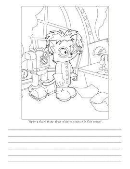 Early Finishers Activity Book