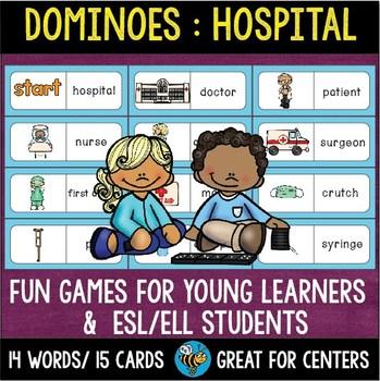 Early Finishers Activity | Dominoes: Hospital