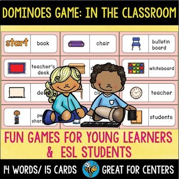 Early Finishers Activity | Dominoes: In the Classroom