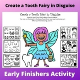 Art Activity: Create a Tooth Fairy in Disguise, Art Worksh