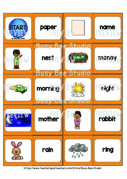 Early Finishers Activity | Sight Words (Nouns) Dominoes