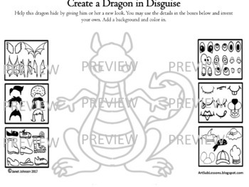 How to Draw Worksheets for The Young Artist: How To Draw A Chinese ...