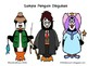 Distance Learning - Paper Only - Art Activity - Create a Penguin in Disguise
