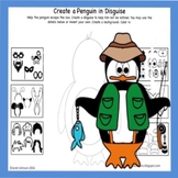 Early Finishers - Create a Penguin in Disguise