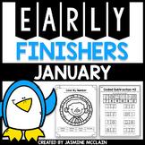 Early Finishers (January)