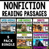 2nd Grade Reading Comprehension Passages (2nd Grade Nonfic
