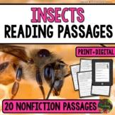 Digital Reading Comprehension Passages (2nd Grade Nonfiction Reading Passages)