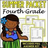 Fourth Grade Summer Packet (Fourth Grade Summer Review Homework)