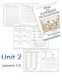 Early Finishers (Superkids Hit Second Grade - Unit 2, Less