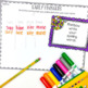 Early Finishers Task Cards- Editable