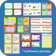 Early Finishers - Task Cards (7 Activities Package)
