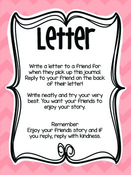 Early Finishers {Writing Journal Covers}