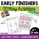 Early Finishers for 2nd Grade - May
