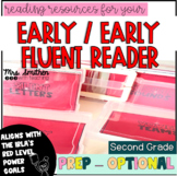 Early/Early Fluent Reader Activities - Second Grade Readin