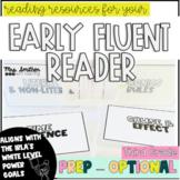 Early Fluent Reader Activities - Third Grade Reading {IRLA}