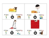 Early Grammar Markers for Children with Apraxia or Speech