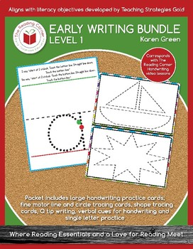 Level 1 Handwriting Bundle
