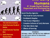 Early Humans Unit, PowerPoint Presentation