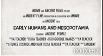 Early Humans and Mesopotamia Movie Trailer