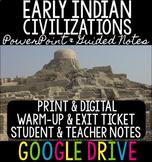 Early Indian Civilizations PowerPoint - Mohenjo-Daro & Aryans