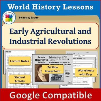 Industrial Revolution & Agricultural Revolution Mini-Unit