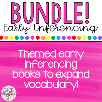 Early Inferencing BUNDLE!