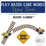 Play Based Early Intervention Core Words Speech Therapy BO