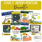 Early Intervention Language BOOM Cards™ Growing BUNDLE Dis
