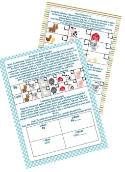 Early Intervention Receptive and Expressive Language Activities