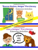 Early Intervention SPANISH Pre-Literacy Extension Activiti