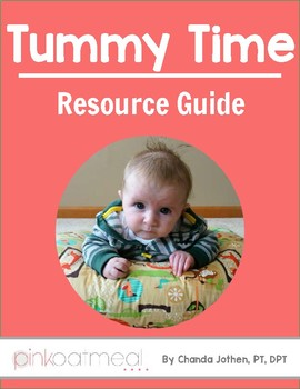 Early Intervention - Tummy Time Resource Book