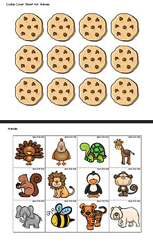 Early Intervention Vocabulary Cookies, 2nd Edition