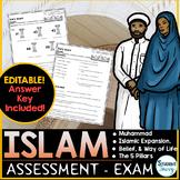 Early Islam Test - Exam