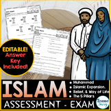 Early Islam Test - Exam