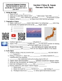Early Japan Guided Lecture Handout