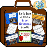 Early Jazz & Blues Smart Notebook Bundle