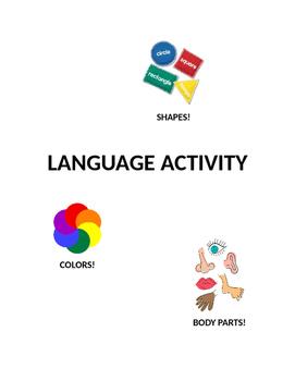 Early Language Activity