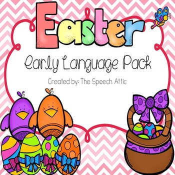 Easter Early Language
