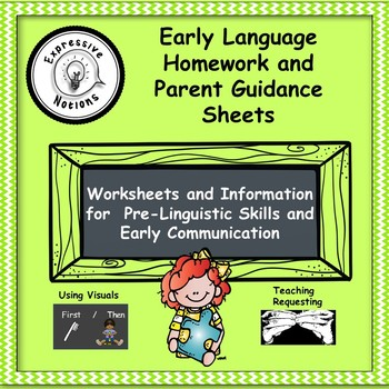 Early Language: Homework for Parents