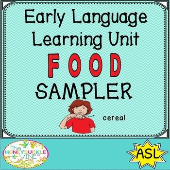 ASL Language Unit Sampler