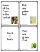 ASL Language Unit Fruits Pre-K & Kindergarten