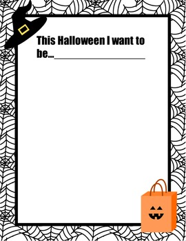 Early Learner Halloween Activity Pack