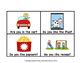 Early Learner Yes/No Flashcard Game/Questions