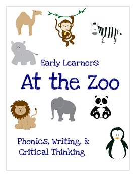 Early Learners: At the Zoo