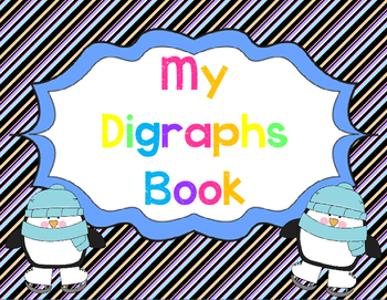 Early Learners Digraphs Student Book