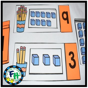 Early Learners Math Curriculum {UNIT 1 Numbers 1-10}