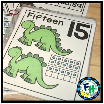 Early Learners Math Curriculum {UNIT 2 TEEN NUMBERS}