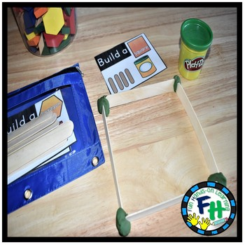 Early Learners Math Curriculum {UNIT 7} Shapes
